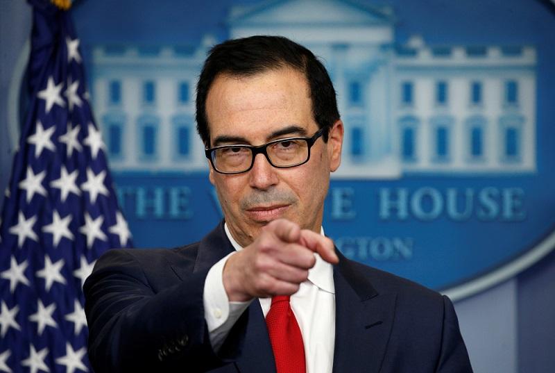 Secretario del Tesoro de USA y Fondo Monetario Internacional vigilan de cerca las criptomonedas