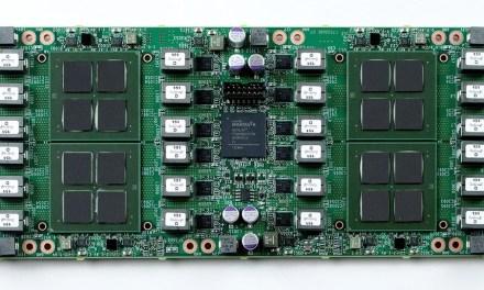 GMO fabrica los primeros transistores de 12 nanómetros para minería de criptomonedas