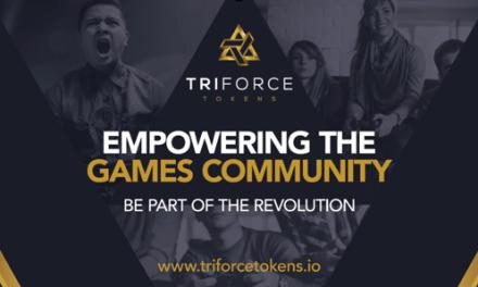 Compañía Blockchain de Juegos, TriForce Tokens, presenta nueva aplicación para iOS y Android