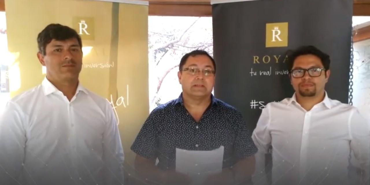 Criptomoneda promocionada por político chileno servirá para pagar inmuebles