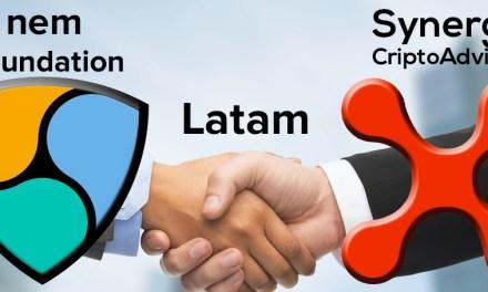 Fundación NEM expande su proyecto a América Latina de la mano de SynergyCryptoAdviser