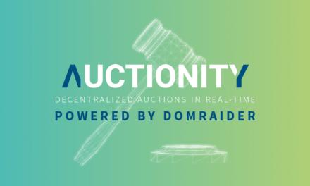 Auctionity MVP: una solución blockchain para la realización de subastas descentralizadas