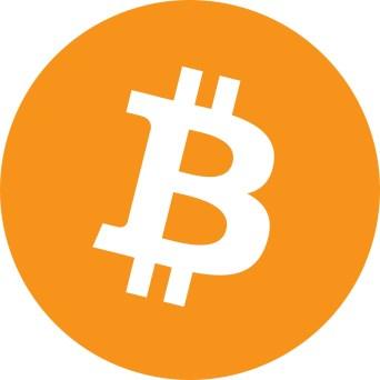 Bitcoin Blockchain Criptomoneda Logo