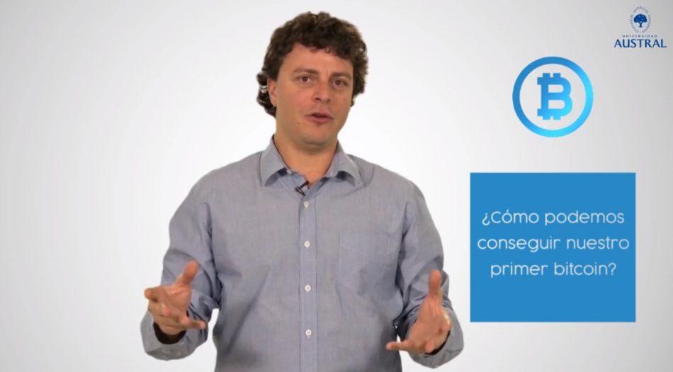 """Profesor Ast dicta primer curso de blockchain en español en Coursera:  """"el mundo hispanoparlante debe meterse"""""""