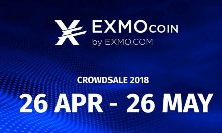 Fechas del Crowdsale de EXMO Coin han sido actualizadas
