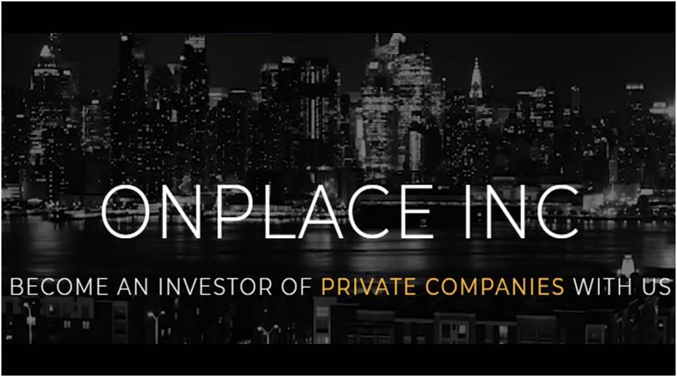 OnPlace ofrece inversiones privadas más fáciles y seguras con blockchain