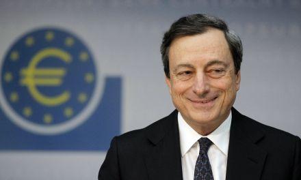 Draghi reafirma: no es responsabilidad del Banco Central Europeo regular las criptomonedas
