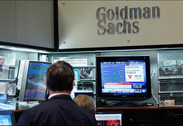 Goldman Sachs compra acciones en plataforma de inversión en criptomonedas sin haberlo querido