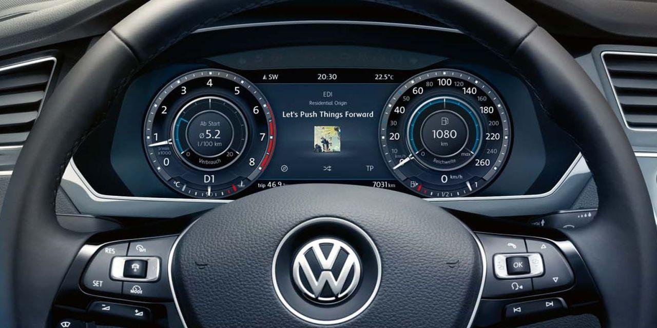 Volkswagen forma alianza con la Fundación IOTA para desarrollar automóviles inteligentes