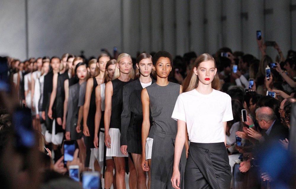 Semana de la Moda en Nueva York se vistió con bitcoin