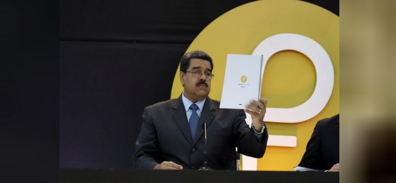 Tras confusiones en pre-ICO del Petro, Maduro anuncia criptomoneda respaldada en oro