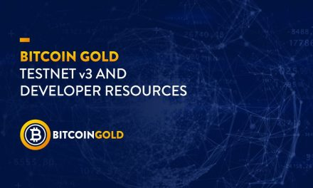 Bitcoin Gold lanza red de pruebas v3 y crea nuevos recursos para desarrolladores