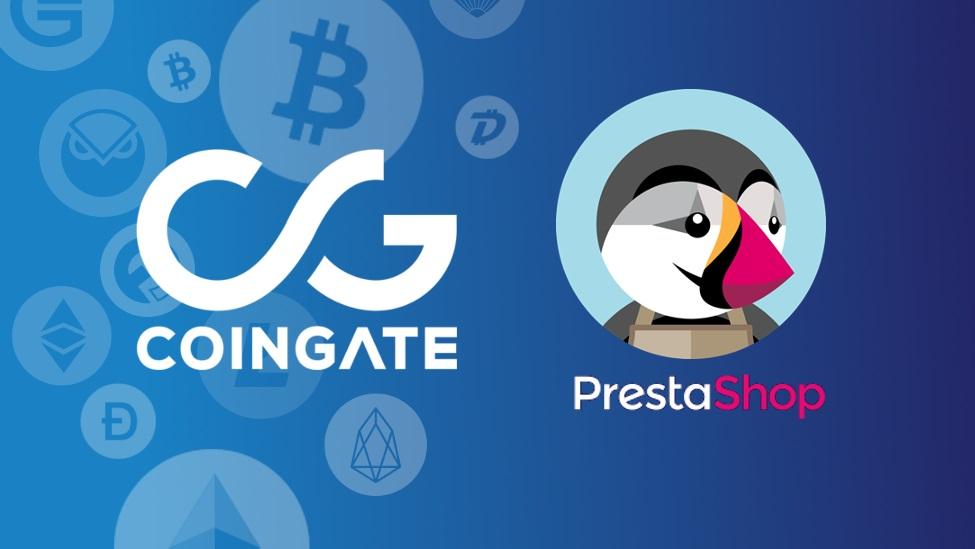CoinGate anuncia asociación con PrestaShop para llevar pagos criptomonedas a 80.000 e-commerce