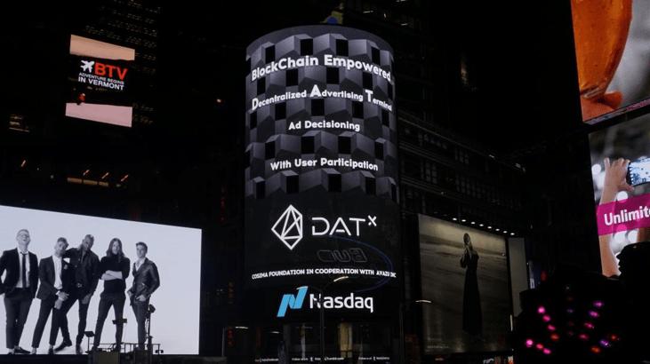 DATx, Blockchain centrada en la publicidad, concluye con éxito la venta de tokens inaugural