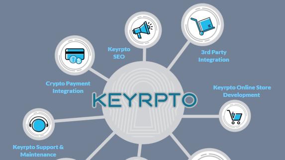 Keyrpto, plataforma blockchain de e-commerce, próxima a iniciar Evento de Generación de Token