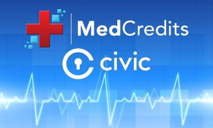MedCredits y Civic asociados en el primer registro de médicos impulsado por Blockchain