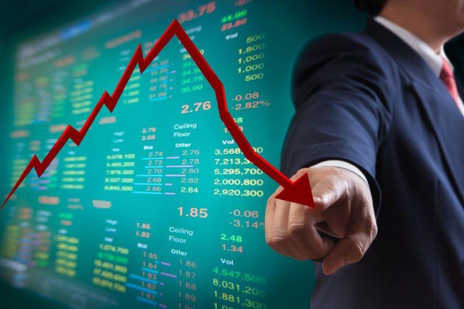 Mercado de criptoactivos comienza la semana con fuerte descenso