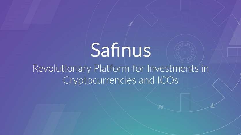 Plataforma Safinus unirá a inversores novatos y experimentados del Criptomercado