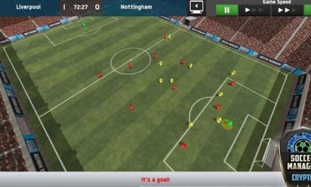 Soccer Manager™ Crypto: la apoteosis de los juegos
