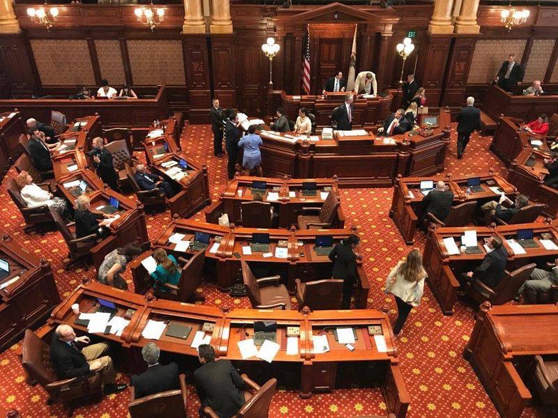 Legislador de Illinois propone ley para pago de impuestos con criptomonedas