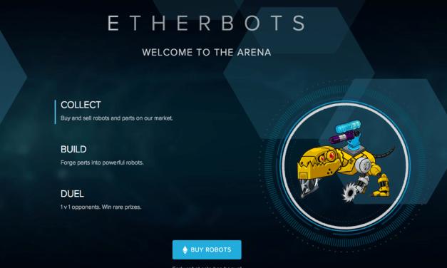 Conquistas mundiales y duelos de robots: descubre los juegos más populares basados en Ethereum