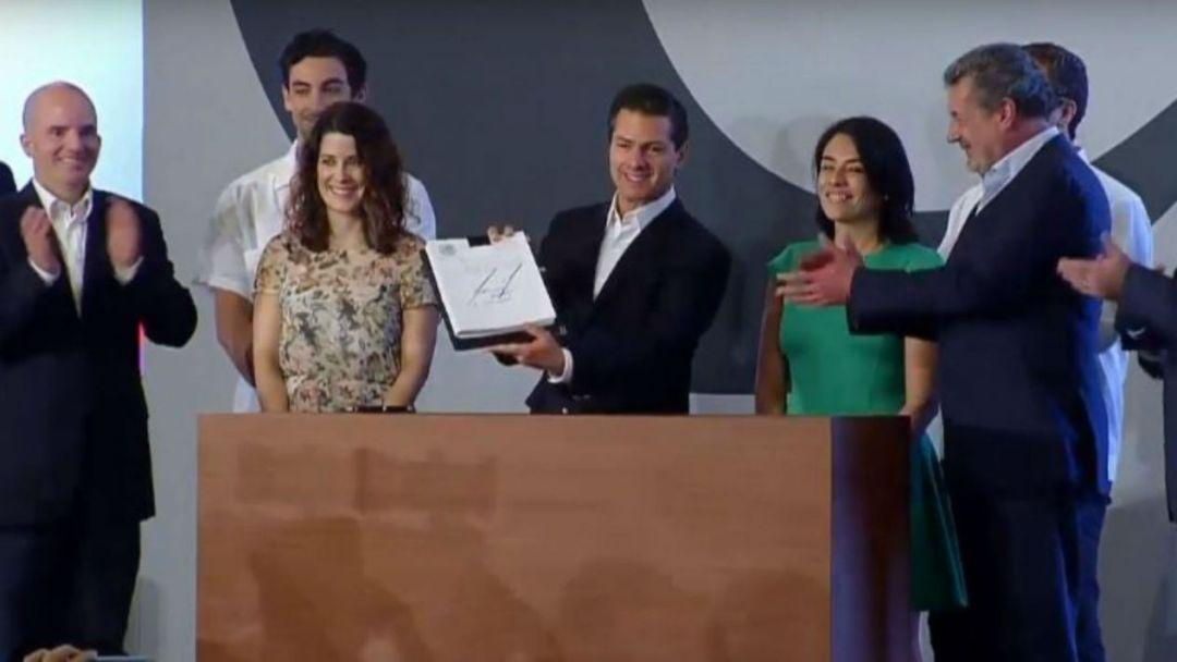 Presidente mexicano promulga Ley Fintech en medio de reservas de la banca