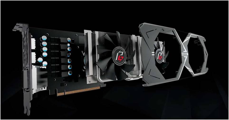 ASRock anuncia su gama de tarjetas de video enfocadas hacia la minería de criptomonedas