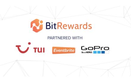 BitRewards anuncia alianzas con TUI, Eventbrite y GoPro
