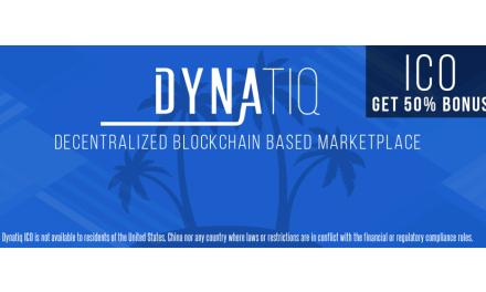 Dynatiq – Mercado de sitios web y dominios descentralizados basado en Blockchain, anuncia ICO
