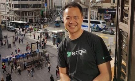 Fundador de Edge resalta en Madrid que solo los usuarios deben tener acceso a sus claves privadas