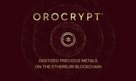 Orocrypt ofrece metales preciosos digitalizados en la Blockchain Ethereum