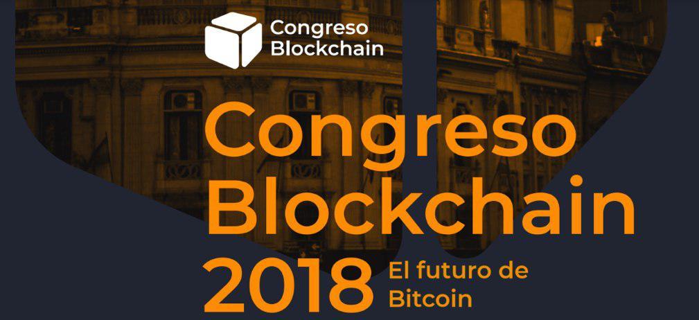 Congreso Blockchain 2018: Cómo crear una startup cripto exitosa