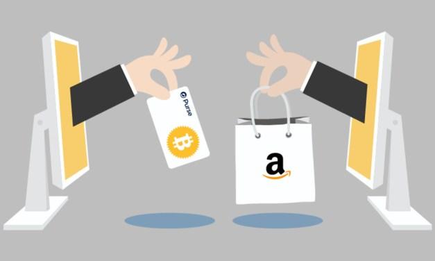 Compra en Amazon con criptomonedas y obtén descuentos usando Purse.io