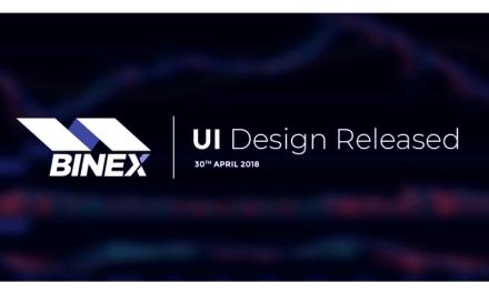 BINEX.TRADE anuncia su nueva interfaz de usuario de Exchange