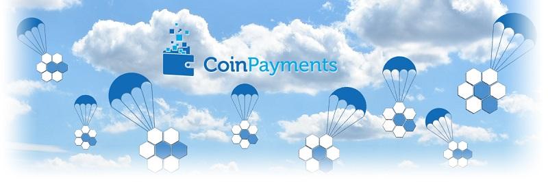 CoinPayments anunció campaña de difusión del token CPS hasta el 1 de agosto