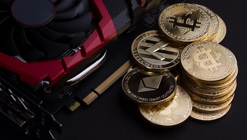 Nvidia obtuvo $289 millones en ingresos por ventas a mineros de criptomonedas este año