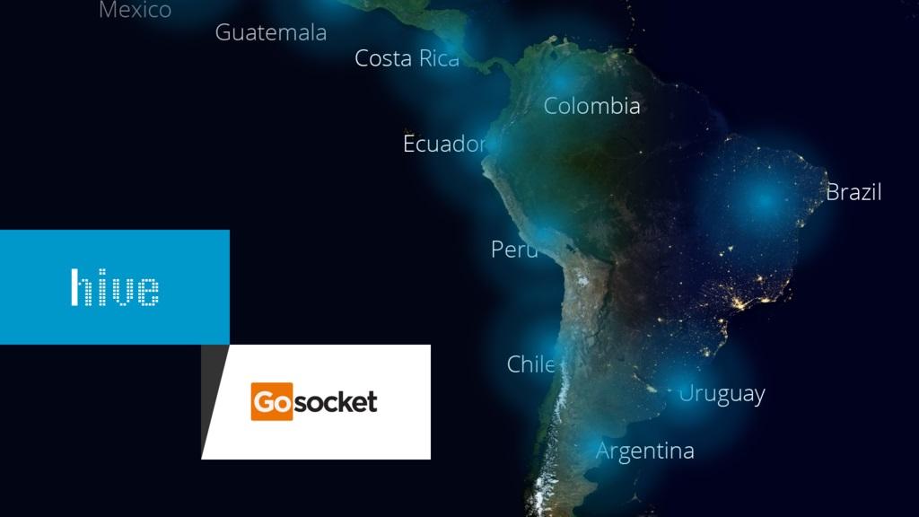 Hive Project firma un acuerdo con Gosocket para asegurar los mercados latinoamericanos