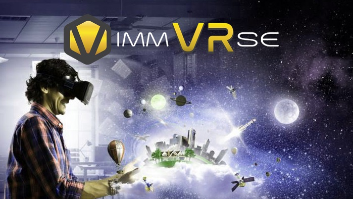 ImmVRse pretende convertirse en la plataforma líder para compartir contenido de realidad virtual