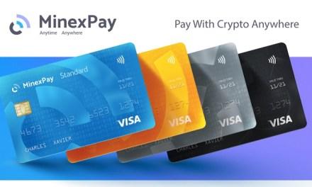 MinexPay: ¡Pague con cripto instantáneamente en cualquier lugar!