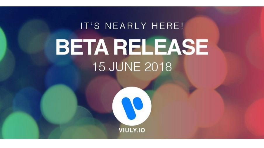 Viuly lanza la plataforma Beta, con transmisión en vivo, juegos y obsequios de tokens a espectadores