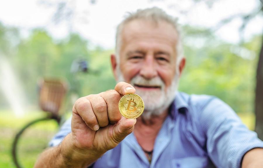 Un abuelo checo es el editor más prolífico del artículo sobre Bitcoin en Wikipedia