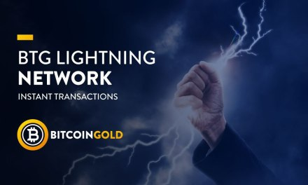 Lightning Network llega a Bitcoin Gold