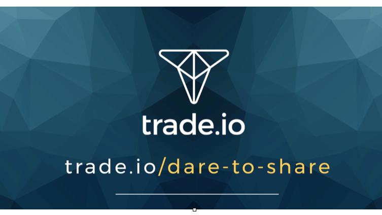 trade.io lanza campaña viral para difundir información sobre su próxima casa de bolsa