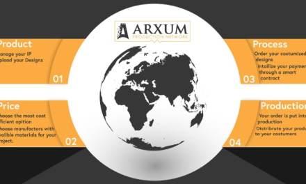 ARXUM prueba primer protocolo de producción con IOTA Tangle y Ethereum