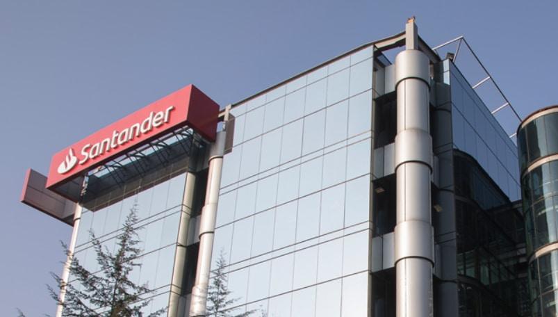 Banco Santander utilizará tecnología blockchain para negocios en el mercado de capitales