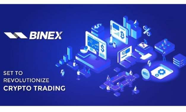 BINEX.TRADE revela su lanzamiento Alfa: una nueva era para el Cripto Trading