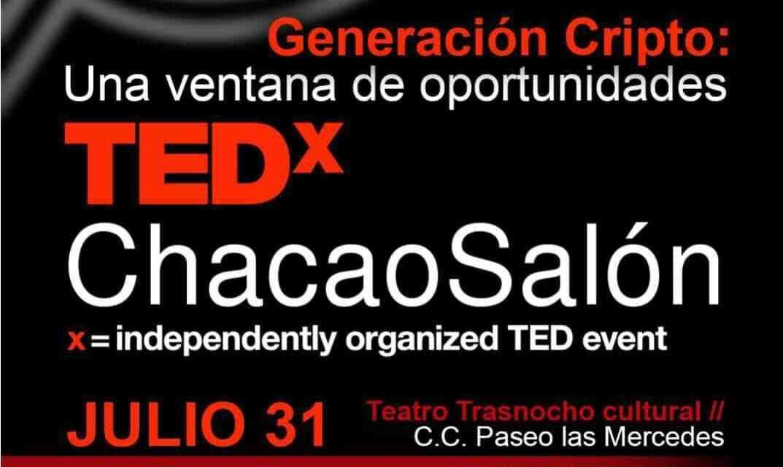 El evento TEDx Generación Cripto abre una nueva ventana de oportunidades