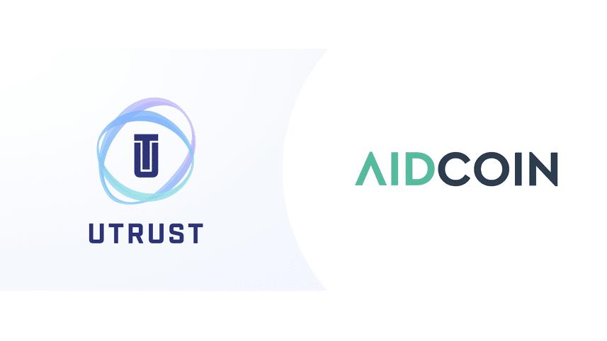 UTRUST y AidCoin se unen para mejorar las donaciones benéficas a través de Blockchain