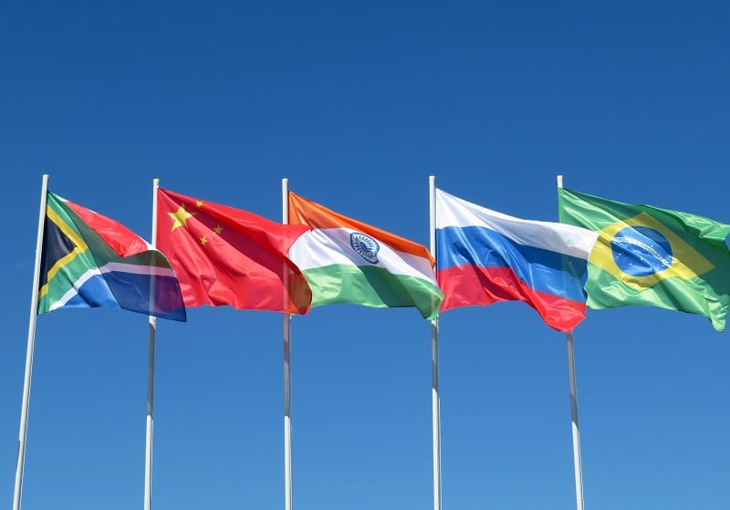 Bancos del bloque BRICS firman acuerdo para implementar tecnología de criptoactivos