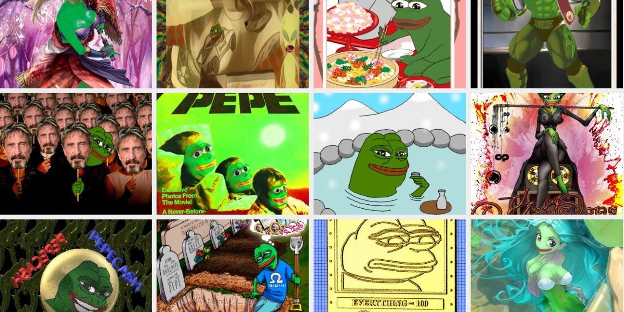 De los memes a la blockchain: así es ha sido el 'salto' de Pepe The Frog